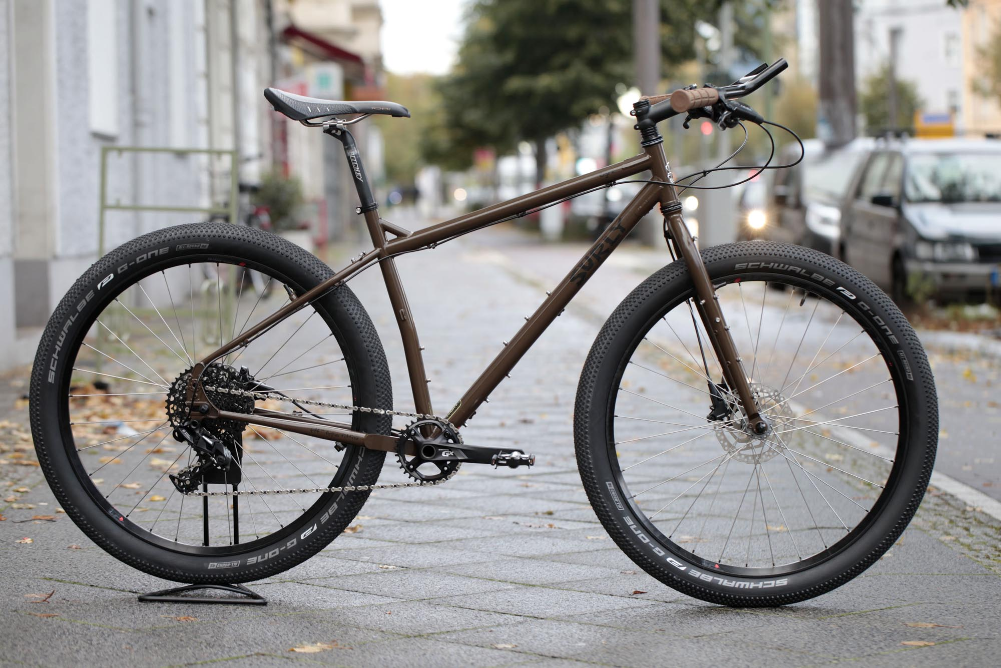 tortuga cycles berlin surly ogre